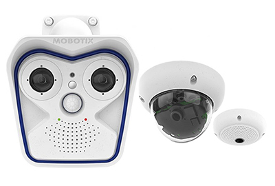 Mobotix Security CCTV Cameras